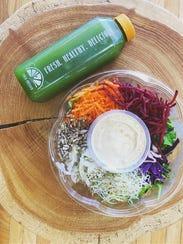 Kali-O's Juice Box in Point Pleasant Beach sells organic,
