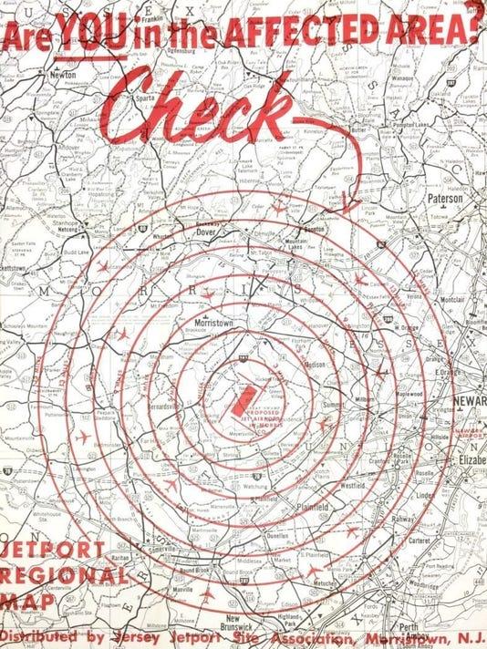 Jetport map