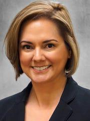 Christina Ilene Paz, chief operating officer at Centro San Vicente Family Health Center.