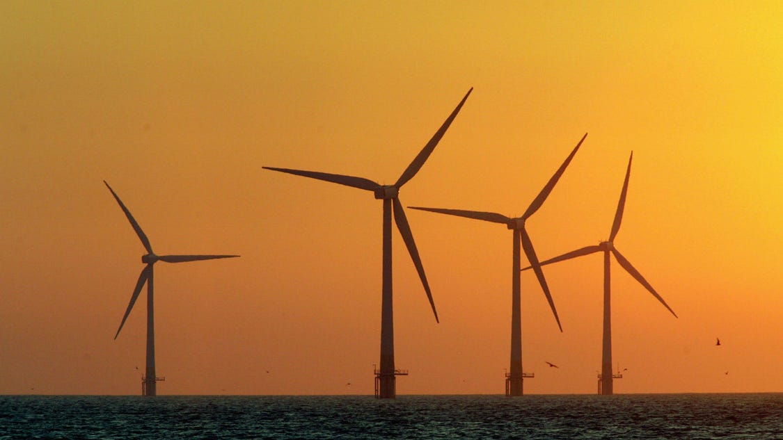 Md Takes Step Closer To Offshore Wind Turbines