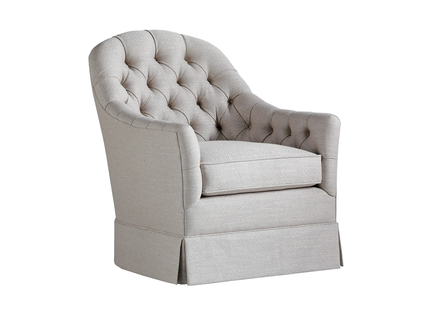 Other People Want Their Accent Chair To Swivel And
