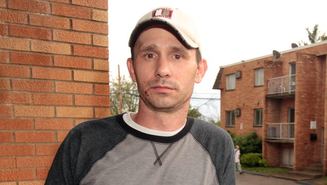 Brian Stewart of Westwood is among the 2,500 people in the city of Cincinnati who will be eligible to receive a city-issued ID card,. All he has now is a state-issued ID that expired two and a half years ago and which, he said, most employers will not accept.