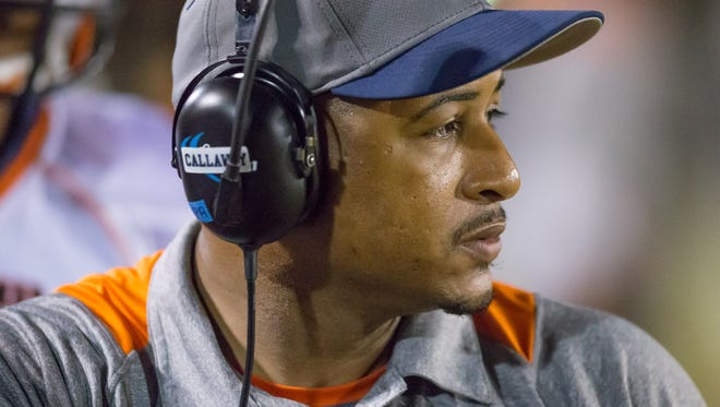 Callaway head football coach Patrick Austin will become a recruiting specialist at Mississippi State.