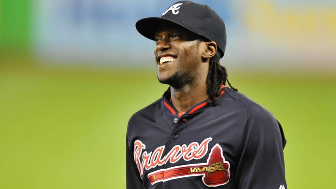 Roberson alum Cameron Maybin was traded from the Atlanta Braves to the Detroit Tigers in November.