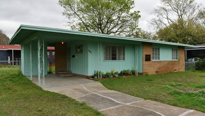 The Jackson home of Medgar Evers is a popular stop for people exploring the Civil Rights movement.