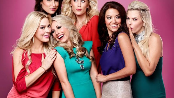 """""""Nashville Wives"""" follows six women as they deal with work-life balance, family issues and relationships changes."""