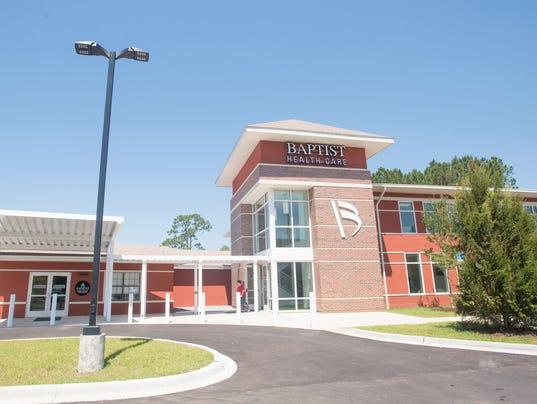 Baptist Medical Park Pace