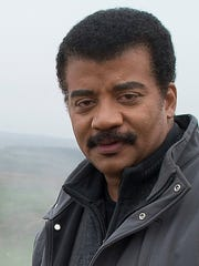"Astrophysicist and ""Cosmos"" host Neil deGrasse Tyson"