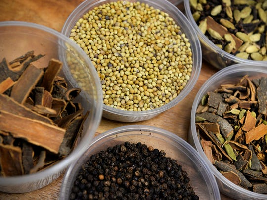 A variety of spices usually are part of Somali cooking.