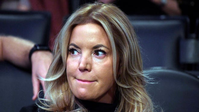 Jeanie Buss was tired of seeing the Lakers continue to falter.