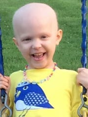 Six-year-old Brinley Boyd was diagnosed with Acute Lymphocytic Leukemia two years ago.