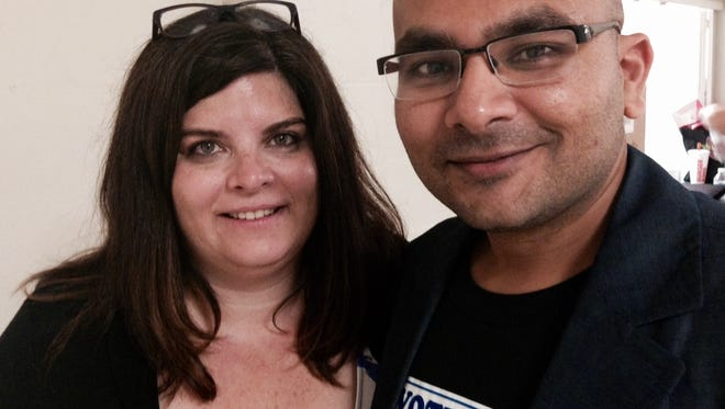 Stacey Patel is the Brevard County Democratic Executive Committee chair, and her husband, Sanjay Patel, is the Democratic state committeeman from Brevard. They are critical of the process of a party election in Miami-Dade County that has statewide implications.