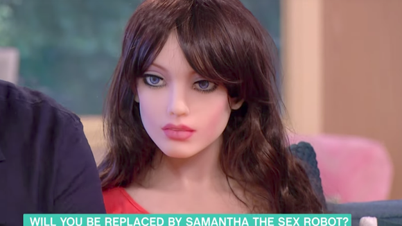 samantha-robot