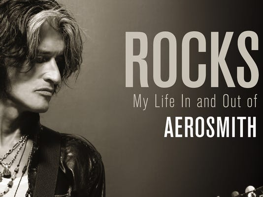 Joe Perry's 'Rocks: My Life In and Out of Aerosmith'