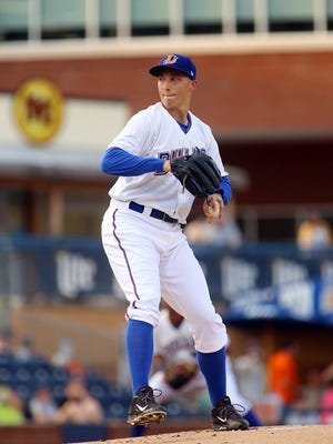Blake Snell went 15-4 with a 1.41 ERA in 134 innings this season.