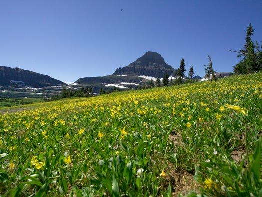 Ken Burns Glacier National Park In Trouble