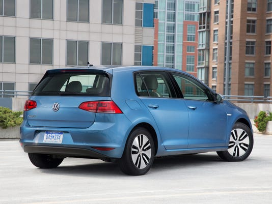 test drive vw e golf quick smooth but lacks range. Black Bedroom Furniture Sets. Home Design Ideas