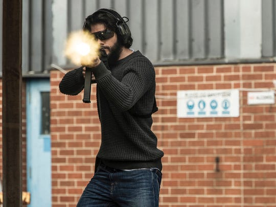 Dylan O'Brien as Mitch Rapp in 'American Assassin.'