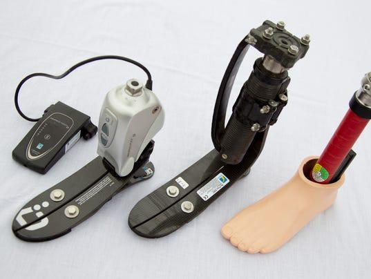 AP Medicare Artificial Feet
