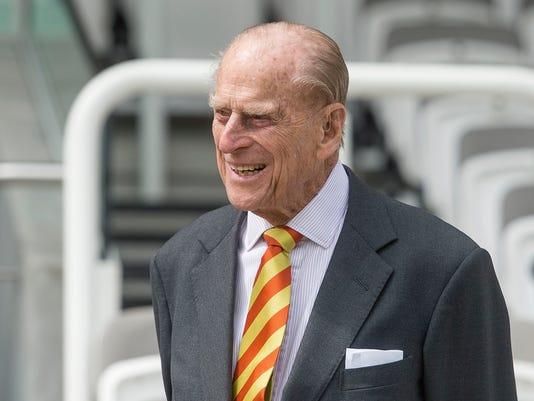 Prince Philip File Photo