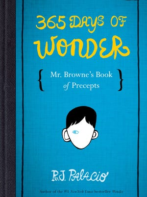 '365 Days of Wonder' by R.J. Palacio