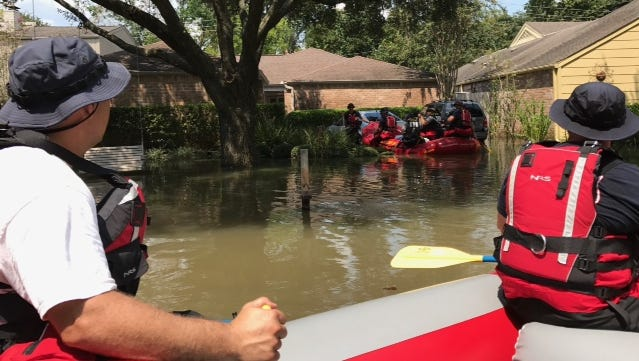 Murfreesboro Fire Rescue Department has deployed a team of trained swift water rescue personnel to assist with the flooding in Texas. They returned Tuesday.
