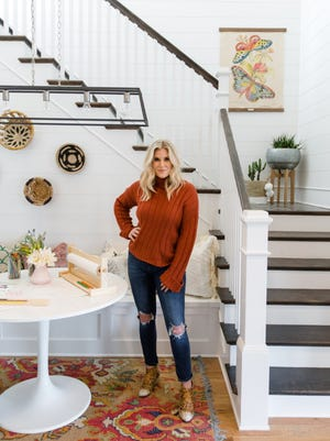 Kristen Carbine said buyers of Carbine's Green Hills projects are appreciating the craftsmanship, attention to detail and high-end finishes as well as the convenient location.
