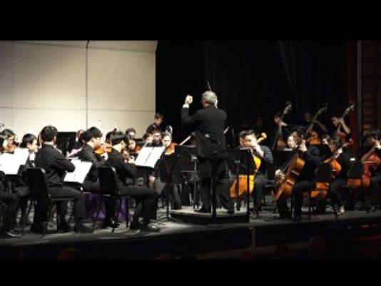 Tenafly High School Orchestra