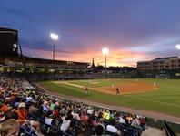 The Greenville Drive open their season at home vs. the Augusta GreenJackets on Thursday, April 9.