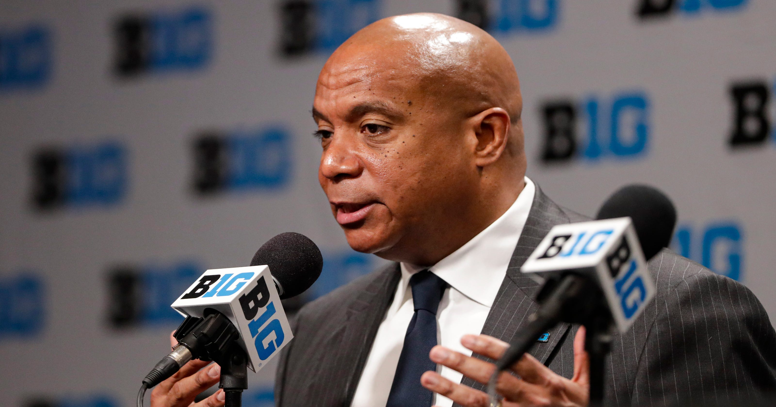 If Big Ten football occurs, it will be on players' terms