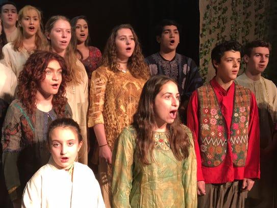 """Yorktown High School presents """"Children of Eden""""; 7"""