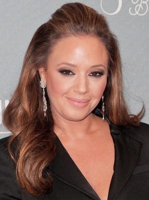 Leah Remini in Beverly Hills in January.