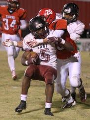 Former East star Devante Turner was named top freshman in the Missouri Intercollegiate Athletic Conference.