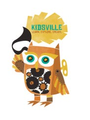 The Parthenon will present Kidsville, a free event