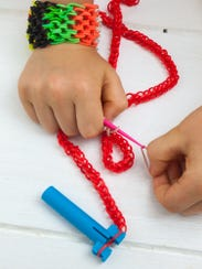 Rubber-band-loom bracelets: Were they really worse