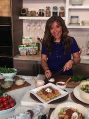 Lisa Lillien creates healthy, clean alternatives to