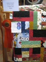 Emily Eckard, earned the coveted Best of Show Award