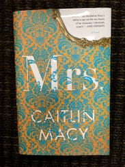 Summer Reading: Mrs. by Caitlin Macy