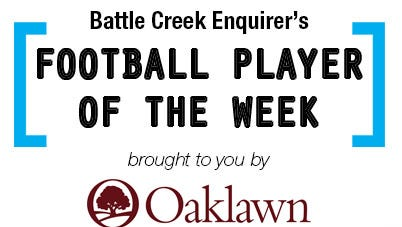 Enquirer Football Player of the Week