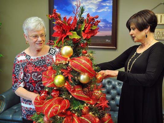 InterFaith Christmas Trees 3