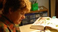 Simpsonville artist Sherry Neidigh has designed artwork for a new children's board game.