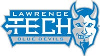 Lawrence Tech Blue Devils logo