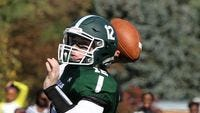 St. Joseph High School quarterback Paul Cocozziello