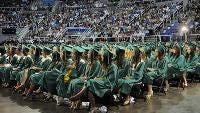 Damonte High's graduation last June.