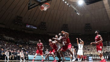 Road games a foul experience for Hoosiers