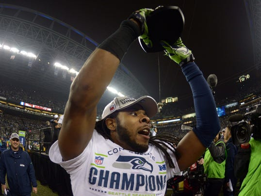 Seattle Seahawks Richard Sherman