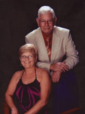 Joe and Sandy Weimer will celebrate their 50th anniversary Friday.