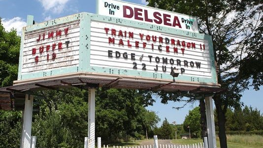 Jimmy Buffett and the Coral Reefer Band will perform a concert Thursday from a drive-in in Texas. The show will be simulcast to New Jersey's only working drive-in, the Delsea Drive-In in Vineland.