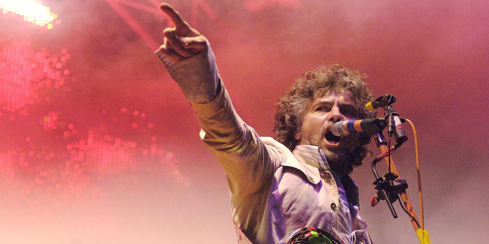 The Flaming Lips return to Des Moines with outdoor show this summer