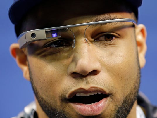 AP Google Glass
